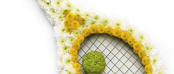 Tennis Racket Tribute