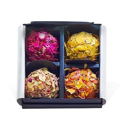 Petit Connoisseurs Box - 4 Truffles