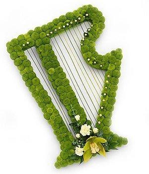 Irish Harp Tribute