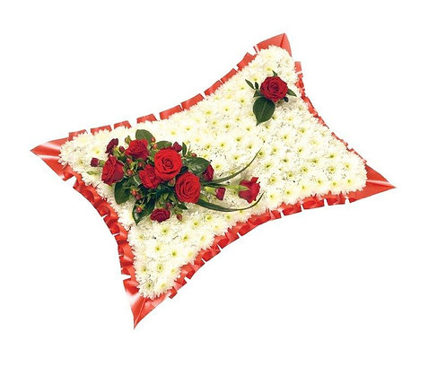 Traditional Pillow Optional Colour