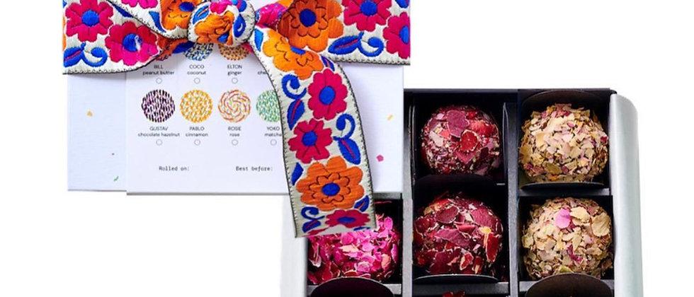 Connoisseurs Box - 9 Truffles