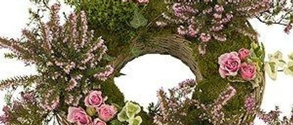 Planted Wreath