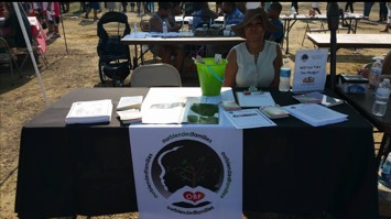 OBF at Councilman Franklin's Family Day in August 2016.