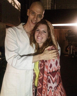 _actordougjones, thanks for being THE CO