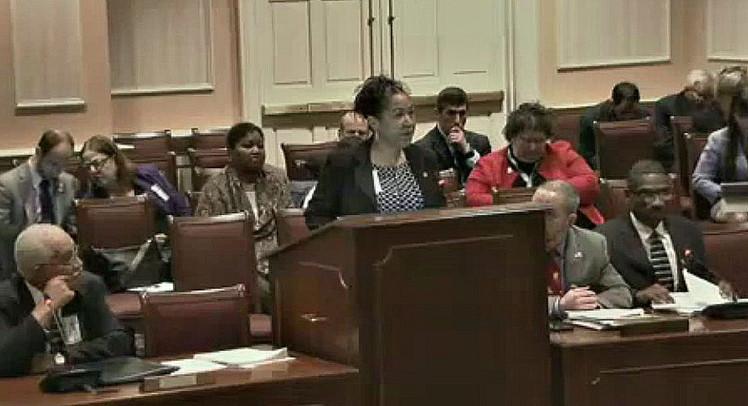 Testimony, MD State Senate