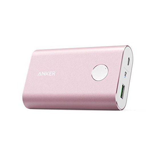 Anker PowerCore+ 13400mAh with Quick Charge 3.0 UN Pink