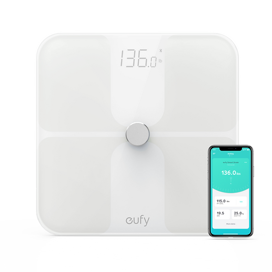 Eufy Smart Scale  B2C - UN White Iteration 1