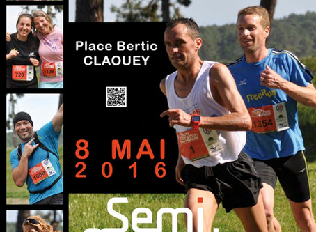Semi-marathon de la Presqu'île de Lège Cap Ferret
