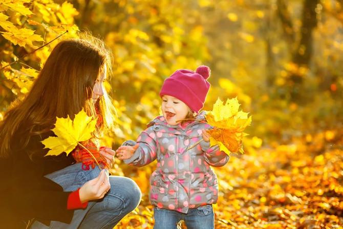 15 идей для незабываемой осени с детьми:
