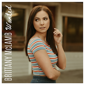 Brittany McLamb Single Cover - WANTED.pn