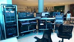 University of Miami-Panasonic Bigfoot Complete system