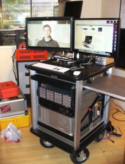 Company 3-E-Film, Hollywood