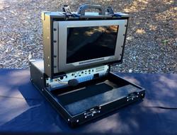 Bigfoot BM 'Briefcase' video system open lg