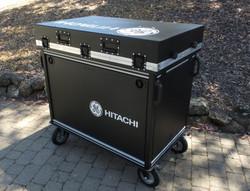 GE Nuclear Bigfoot cart  closed