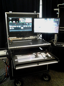 Bigfoot 460-860 Side operator Dual monitor
