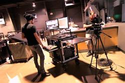 Broadcast Pix iVideo Rackplus cart 2013 in action2
