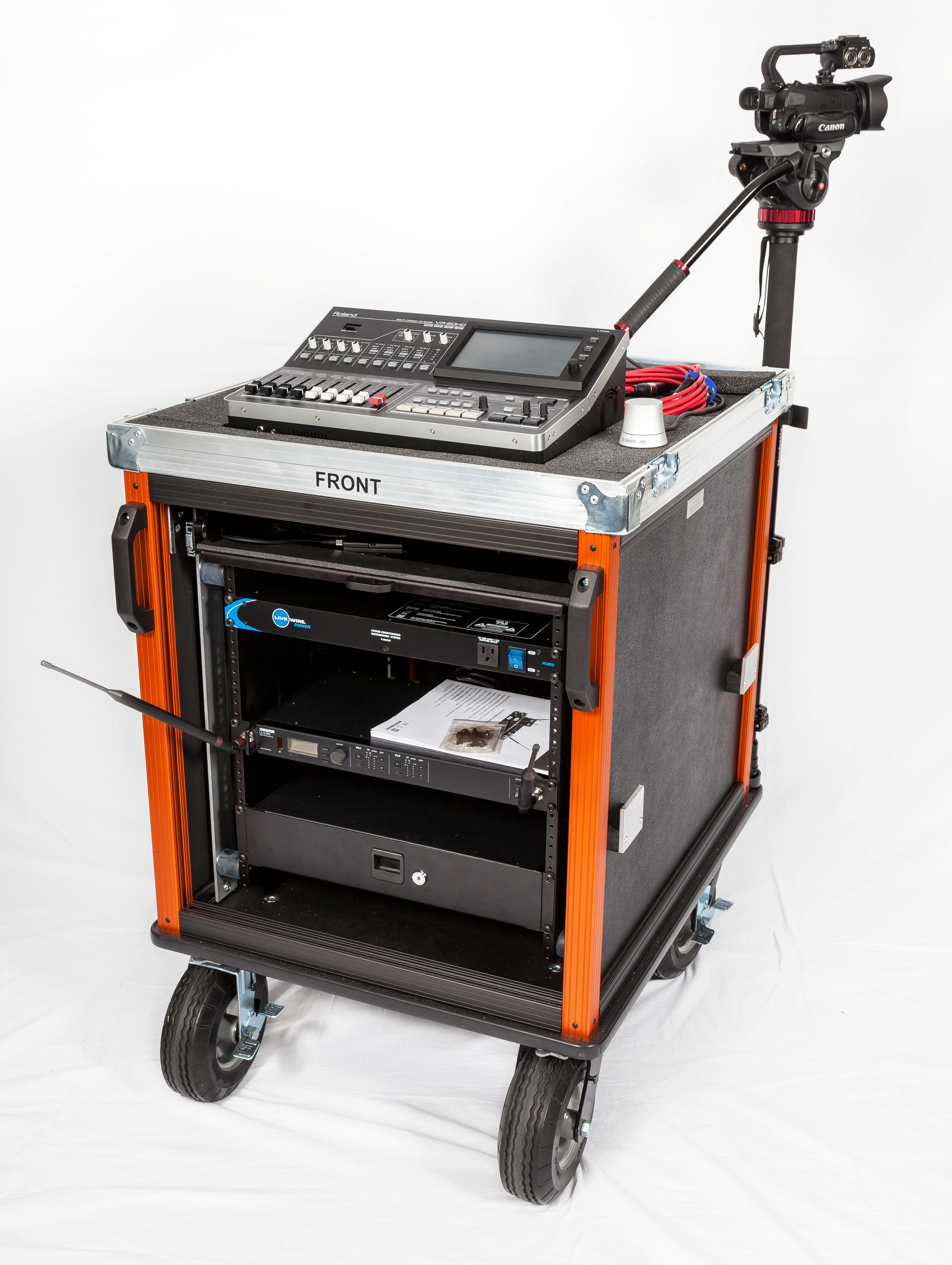 Roland VR-50HD Amazon