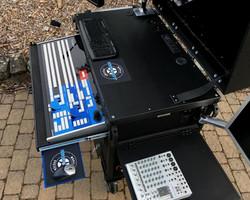 Bigfoot SingleRack SideOperator 8000 top deck