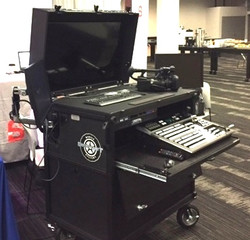 Side Operator 38D Deep rack with Ross Carbonite