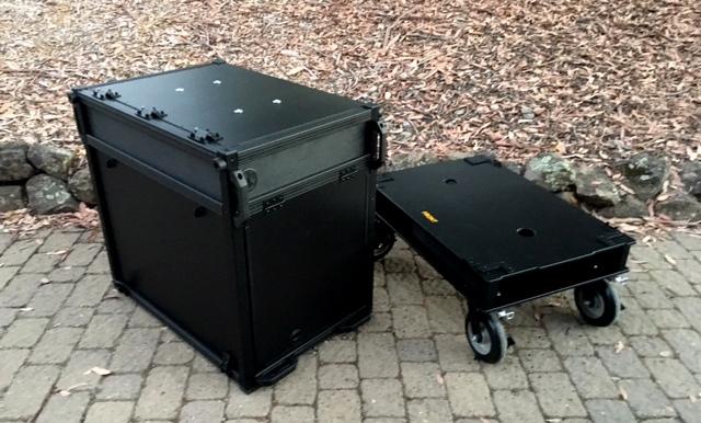 Bigfoot cart split-apart