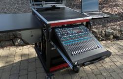 Bigfoot- Allen&Heath Audio Cart drawer