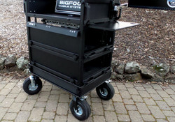 Bigfoot Side operator with 10inch wheels