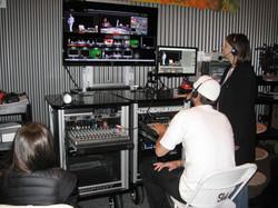 Bigfoot-Santa Monica College on set