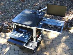 Santa Monica College BF Video cart sml