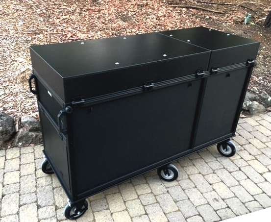 Bigfoot Triplerack rear closed