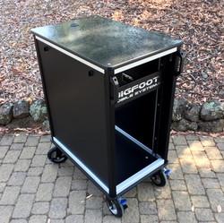 SingleRack Cart, BAVC 20RU rack