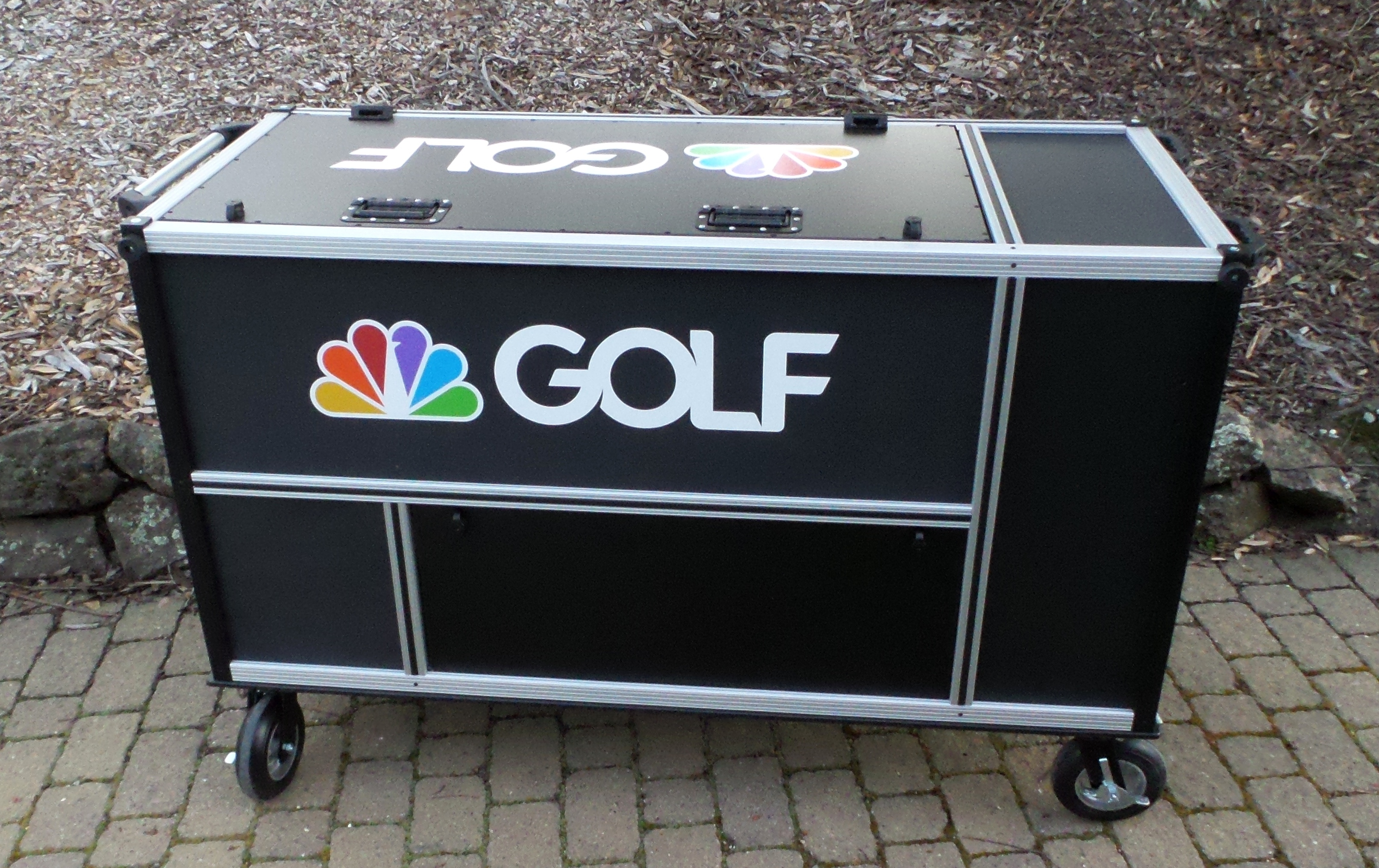Golf Channel-Bigfoot Camera-cargo cart2