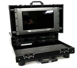 Bigfoot 'Briefcase' rackmount monitor version