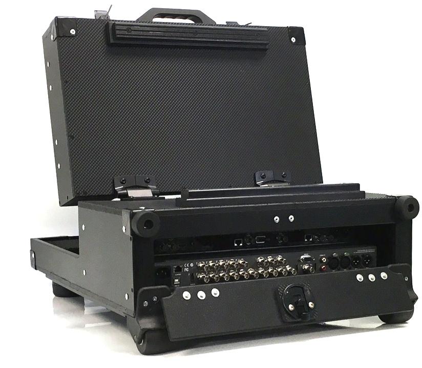 Bigfoot Micro Briefcase rear access