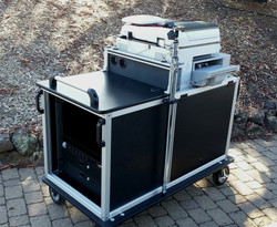 PG&E Emergency systems cart