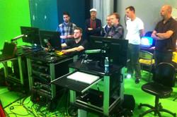 Allan Luckow , Denmark VFX green screen