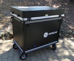GE Nuclear Bigfoot cart closed rear