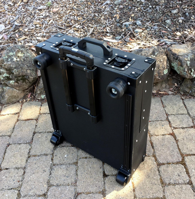 Bigfoot Micro Briefcase closed lg