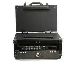 Bigfoot Briefcase Flypak open rear access