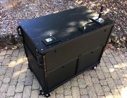 Dual Rack Large Audio Console 5