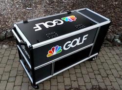 Golf Channel Cargo cart