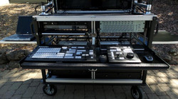 City of Pittsburg Bigfoot with main drawer , upper KB drawer, upper rack space