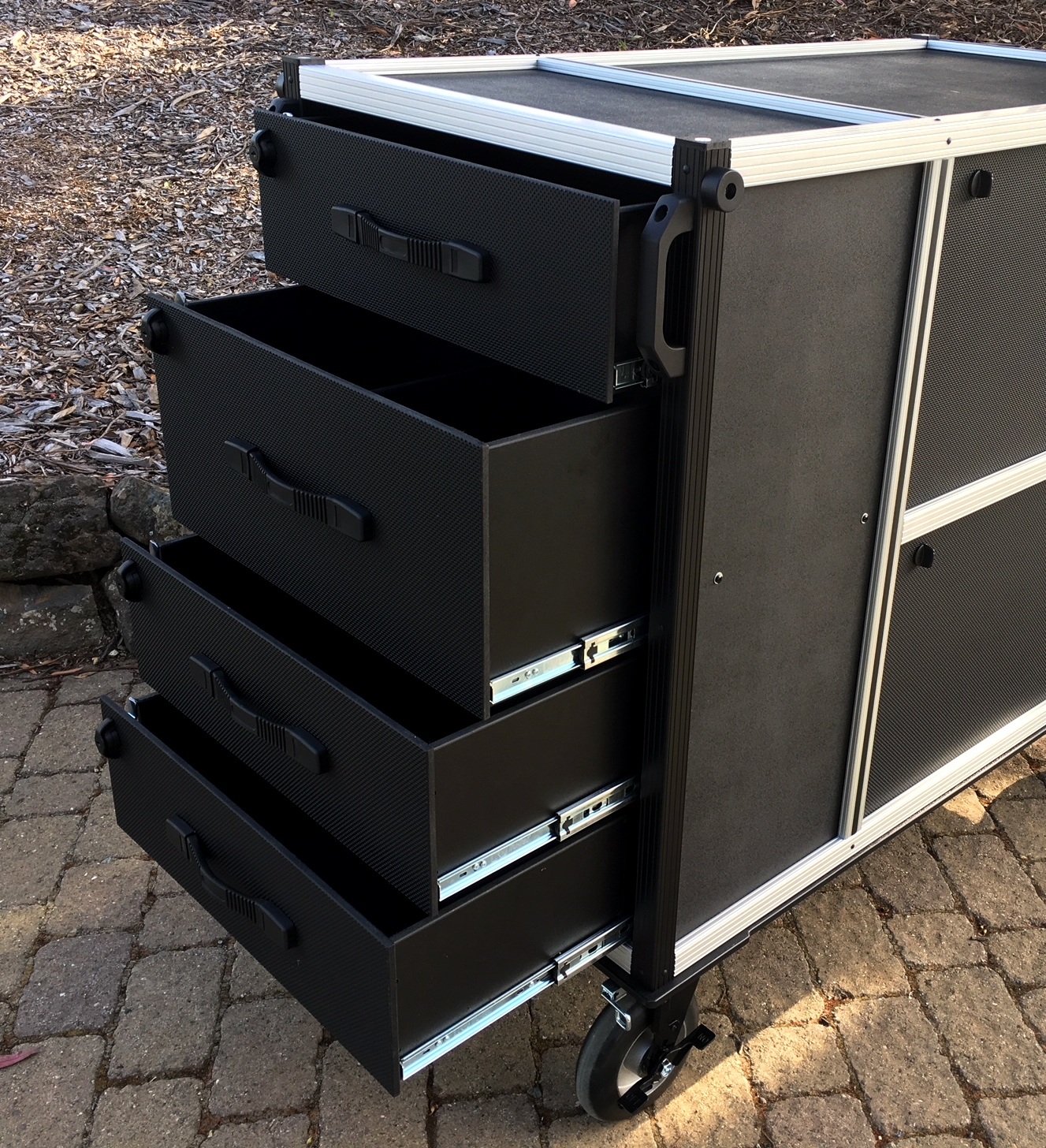 Cargo Custom Drawers