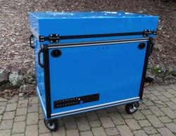 Bigfoot DoubleRack all aluminum cart clo