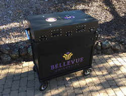 Bellevue Univ. Bigfoot 8000-TC1 SingleRack Side ops system