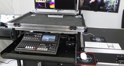 Platte River Academy Bigfoot Roalnd VR-HD50 drawer