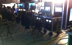 Vern&Glenn  3D shoot OnSET stuff!