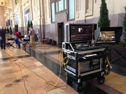 John Waterman's Bigfoot on set 2