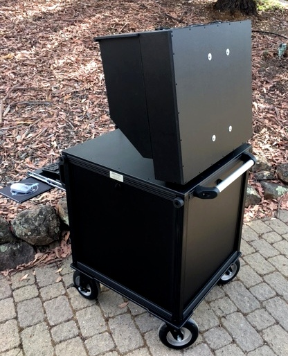 Stanford-Bigfoot Cart System open rear