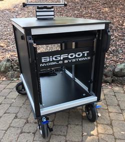 SingleRack Cart, standard shock rack