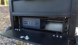 Bigfoot Versa Mini System Mini-rack mounted in 3RU rack